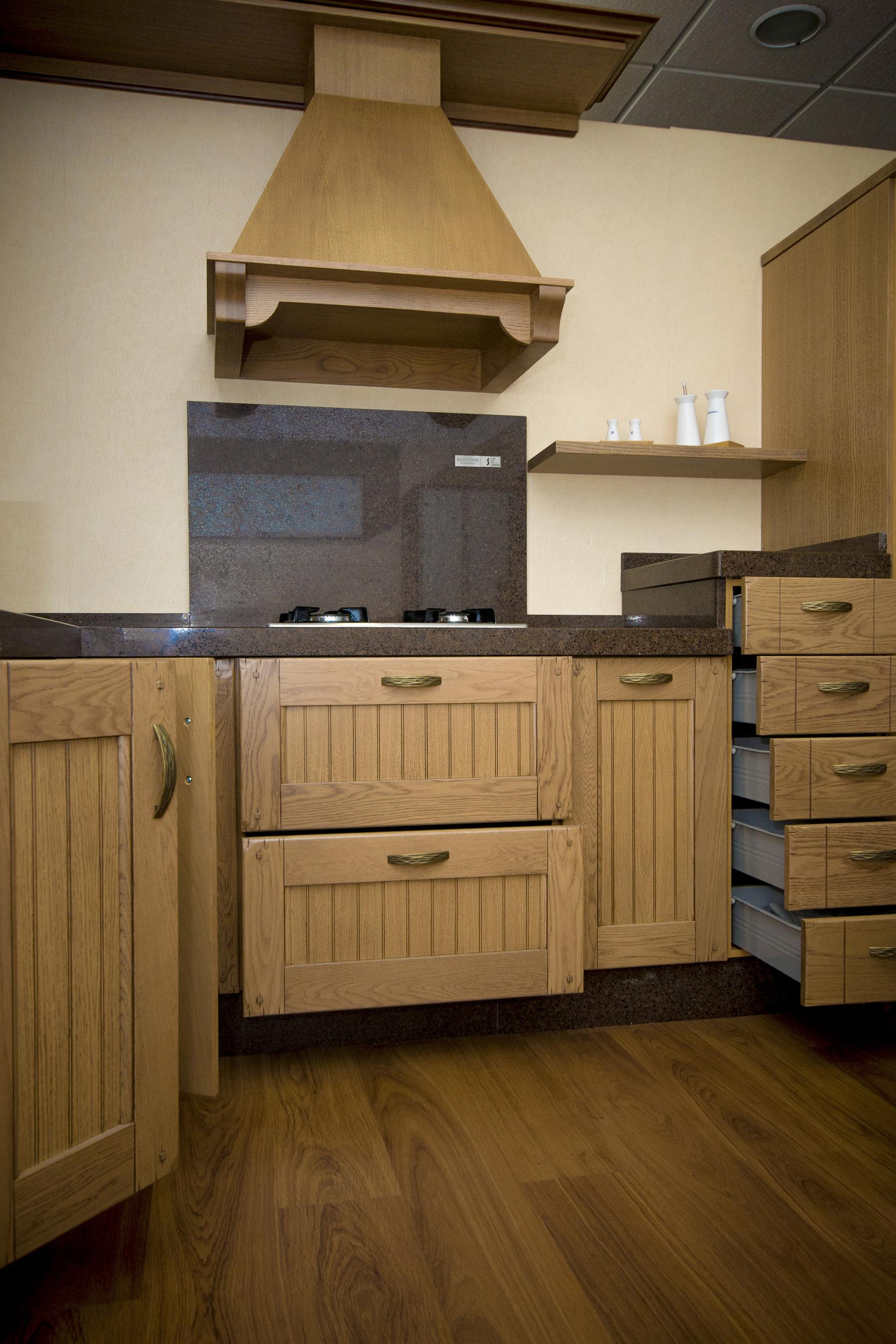 Cocinas maderas le n for Muebles cocina leon